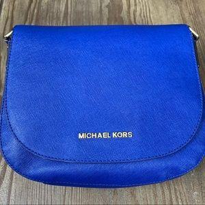 Michael Kors Royal Blue Crossbody Bag